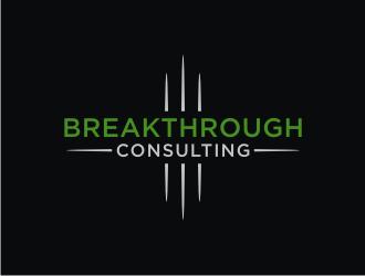 Breakthrough Consulting logo design