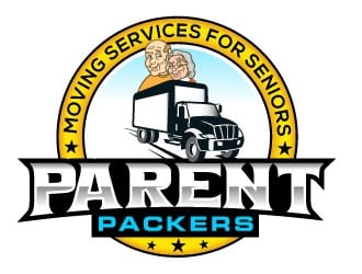 Parent Packers  logo design