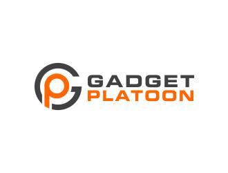 Gadget Platoon logo design