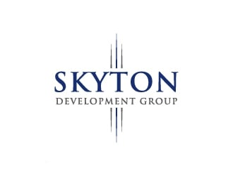 Skyton Development Group logo design