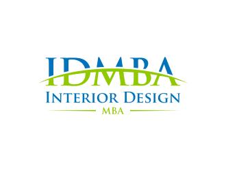 Interior Design MBA (also, IDMBA) logo design