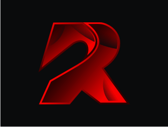 Company - Red Roome Exclusive, Primary Logo R logo design