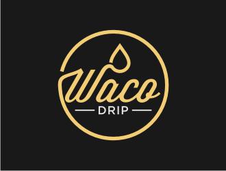 Waco Drip logo design