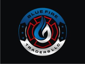 Blue Fire Traders LLC logo design