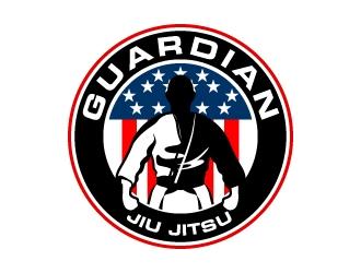 Guardian Jui Jitsu logo design