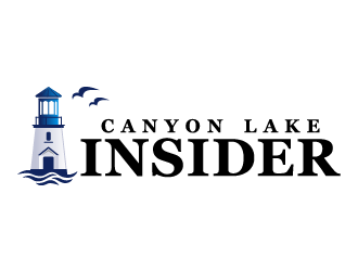 Canyon Lake Insider logo design