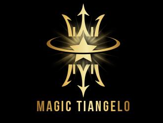 Magic Tiangelo logo design