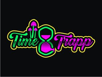 Time Trapp logo design