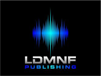 Ldmnf publishing  logo design