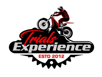 Trials Experience Logo Design
