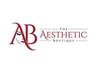 The Aesthetic Boutique logo design