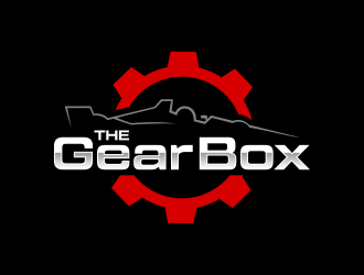 The Gear Box logo design