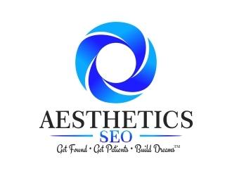 Aesthetics SEO logo design