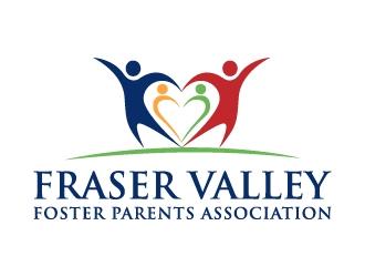 Fraser Valley Foster Parents Association logo design
