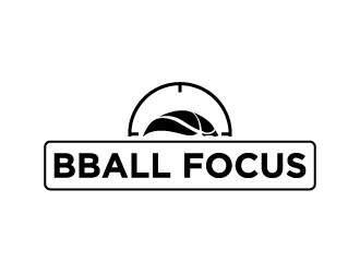 Bball Focus logo design by twomindz