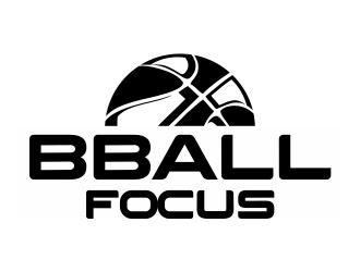 Bball Focus logo design by cikiyunn