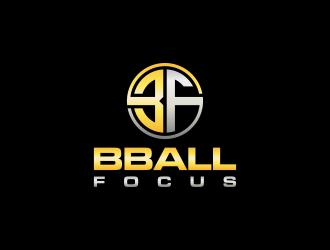 Bball Focus logo design by rian38