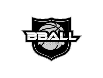 Bball Focus logo design by mudhofar808