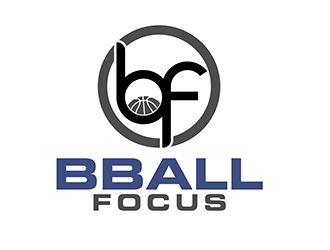 Bball Focus logo design by SteveQ