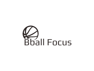 Bball Focus logo design by dhika