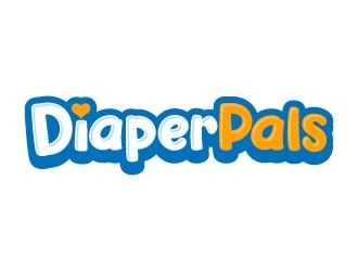 Diaper Pals logo design