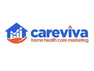 careviva logo design