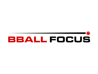 Bball Focus logo design by puthreeone