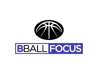 Bball Focus logo design by iamjason