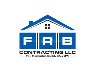 FRB Contracting LLC logo design