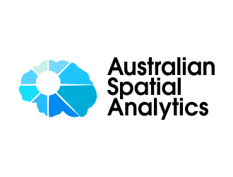 Australian Spatial Analytics logo design winner