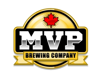 MVP BREWING COMPANY logo design