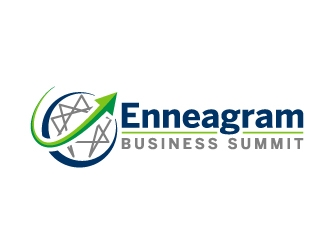 Enneagram Business Summit logo design winner