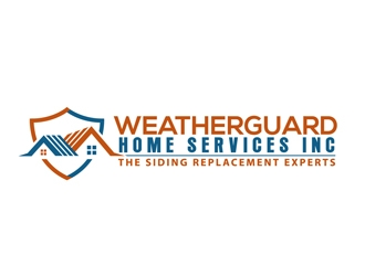 Weatherguard Home Services Inc logo design winner