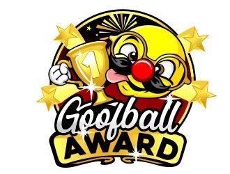 Goofball Award logo design