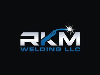 RKM Welding LLC logo design
