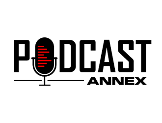 Podcast Annex logo design