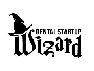 Dental Startup Wizard logo design