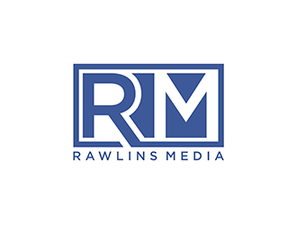 Rawlins Media logo design