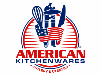 American Kitchenwares logo design