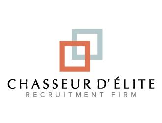 Chasseur délite logo design