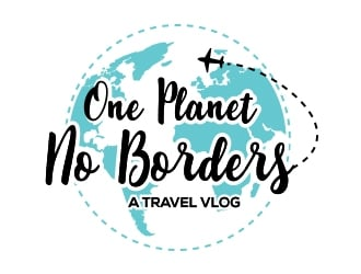 One Planet No Borders logo design by avatar