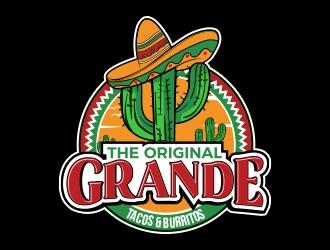 The Original Grande logo design