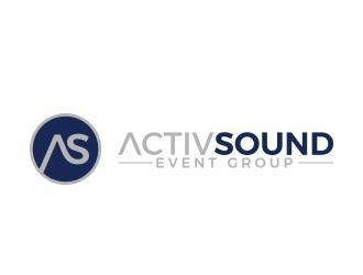 ActivSound Event Group logo design