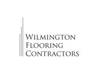 Wilmington Flooring Contractors logo design by Inaya
