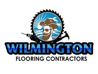 Wilmington Flooring Contractors logo design by 3Dlogos