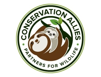 Conservation Allies logo design