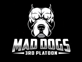 Mad Dogs logo design