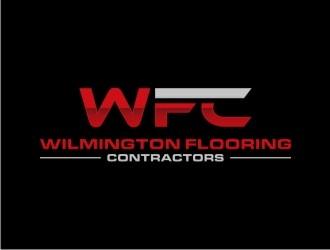 Wilmington Flooring Contractors logo design by sabyan