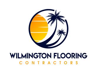 Wilmington Flooring Contractors logo design by JessicaLopes