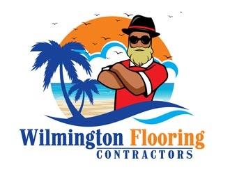 Wilmington Flooring Contractors logo design by creativemind01